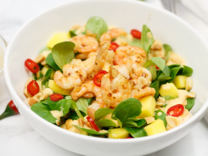 garnalen-mango-salade